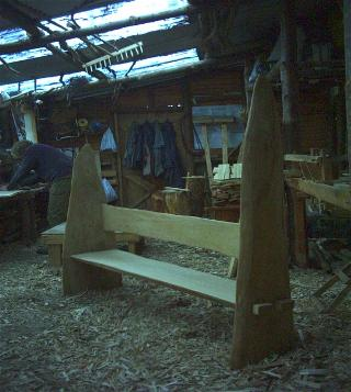 Tables And Bench Seats Earth Encounters
